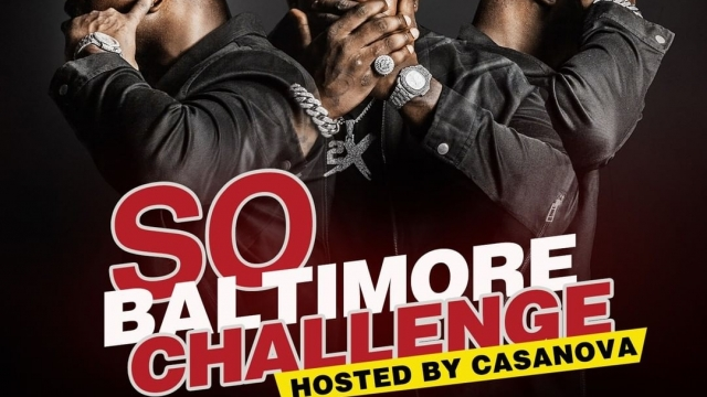 92Q So Baltimore Hosted by Casanova